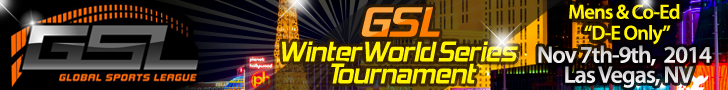 GSL Winter World Series in Las Vegas!