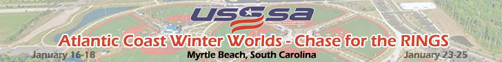 USSSA Winter Worlds!